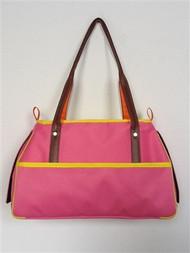 Pink Petote Charlie Dog Bag