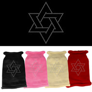 Star of David Rhinestone Sweater (Various Colors)
