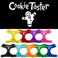 Cookie Taster Dog Harness