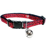 Washington Nationals Cat Collar