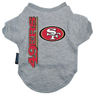 San Francisco 49ers Dog Shirt