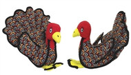 Talulah the Turkey Dog Toy