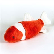 Finn the Koi Dog Toy