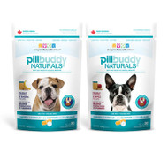 Pill Buddy Natural Dog Treats - Duck