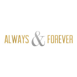 Add some sparkle to your wedding  day with the 'Together Forever' metallic gold and silver Flash Tattoo.  #FLASHTATFORME @FlashTattoos #FLASHTAT