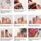 Flash Tattoos Nail Art application instructions - Holiday  Nail Art #FLASHTAT @FlashTattoos