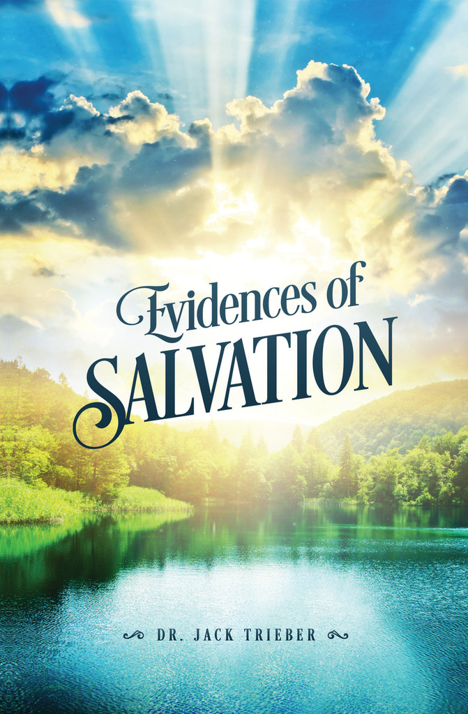 Evidences of Salvation