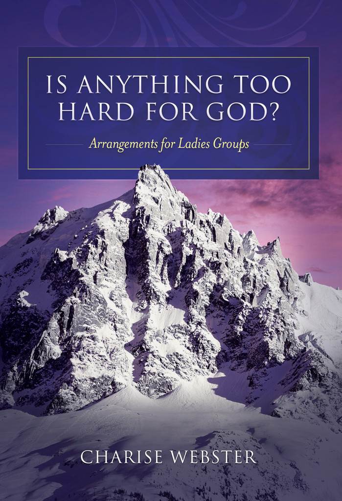 Is Anything Too Hard for God?
