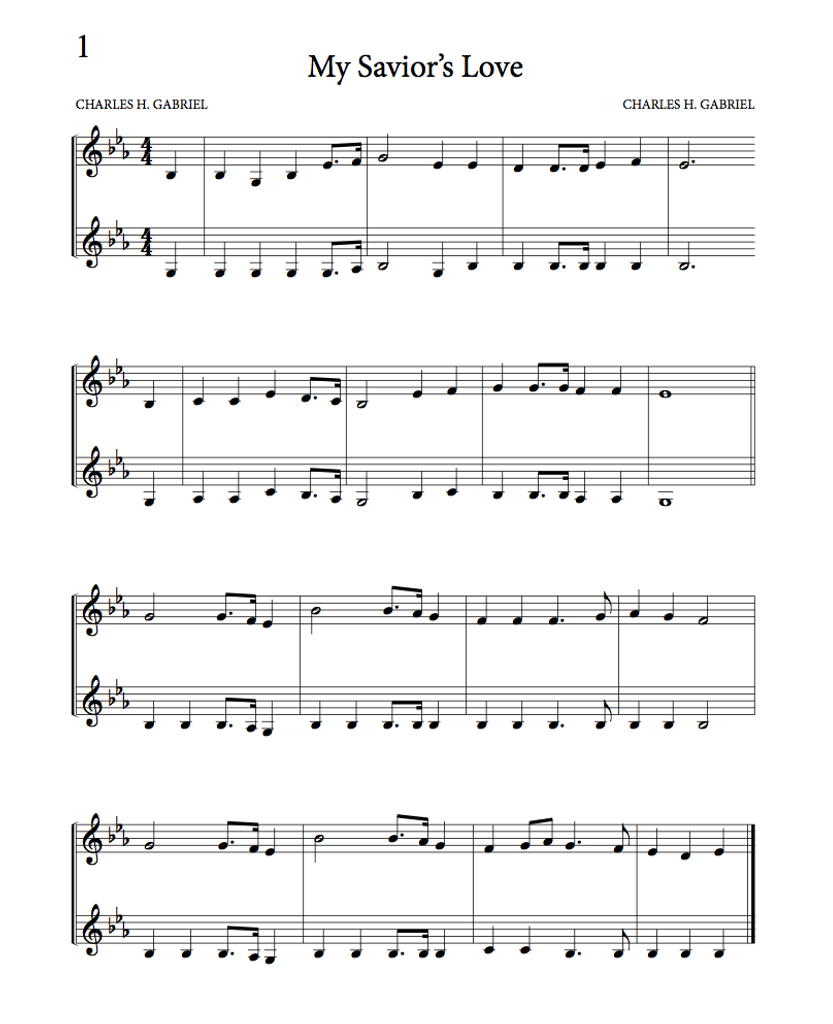 SHH Orchestration: French Horn