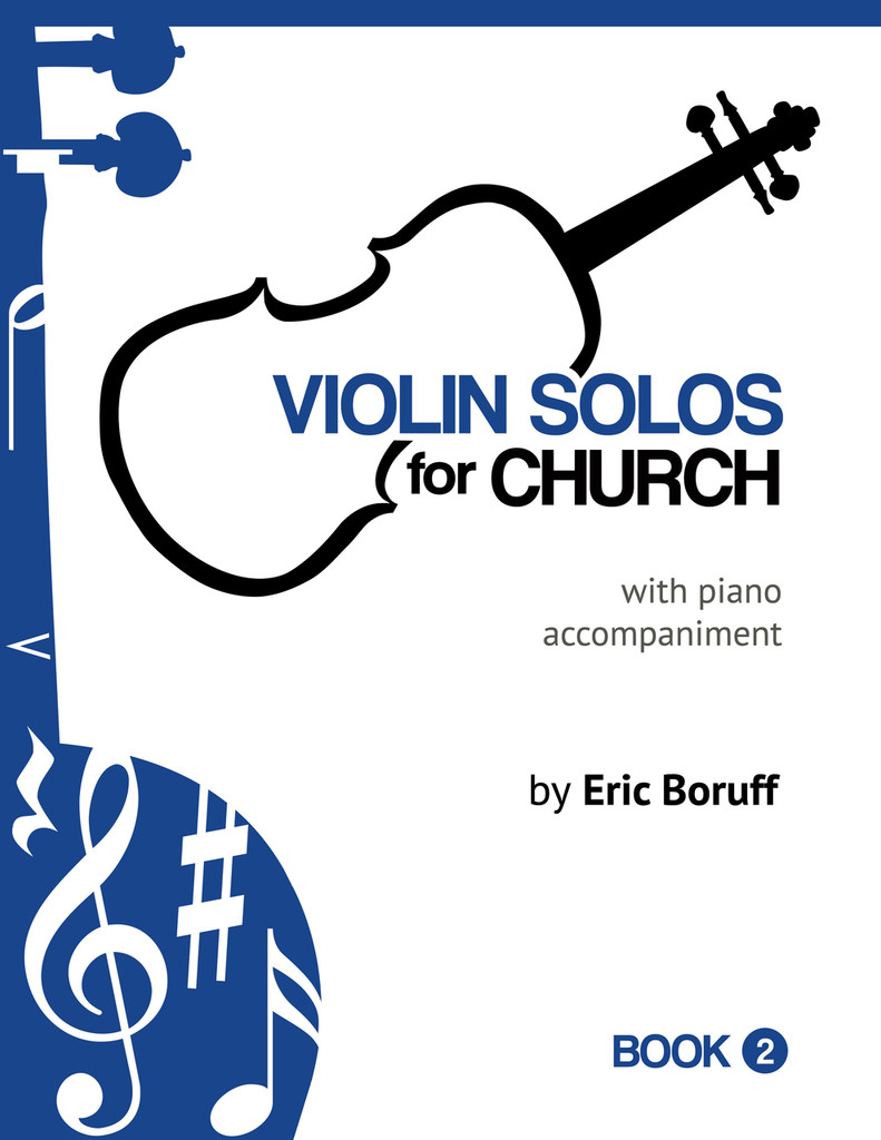 Violin Solos for Church: Book 2