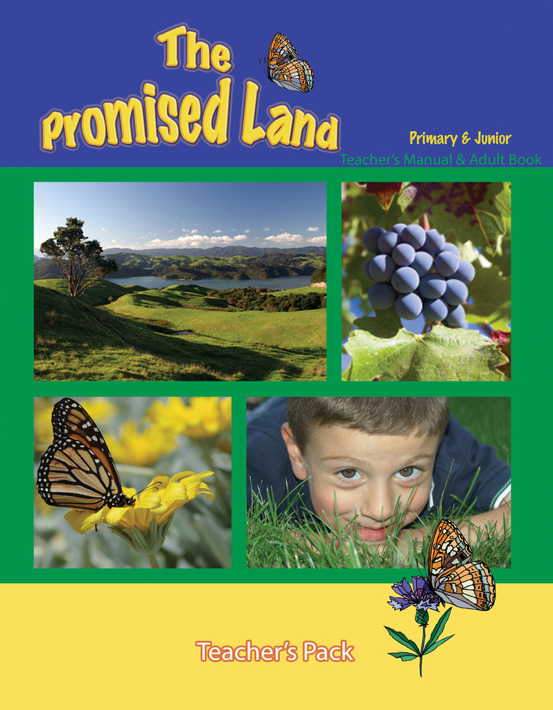 Promised Land - Teacher's Pack
