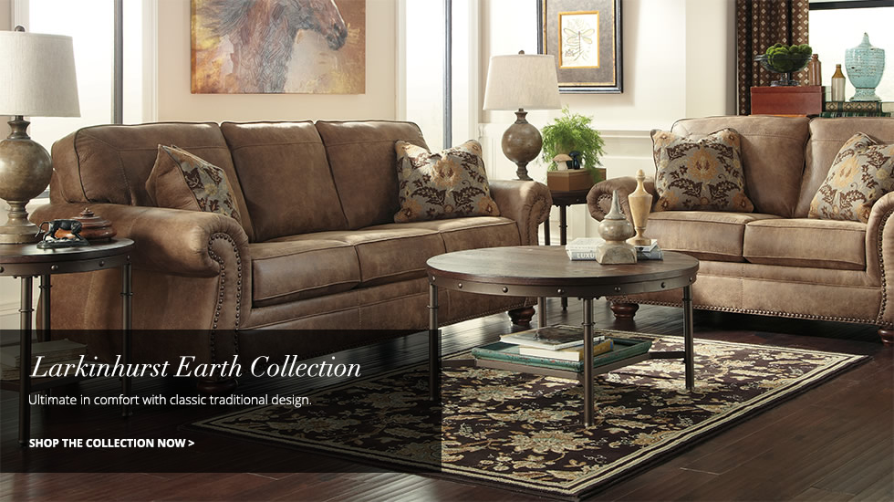 Larkinhurst Earth Collection