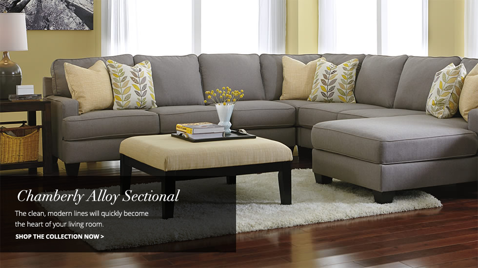 Chamberly Allow Sectional