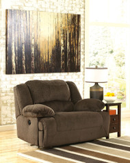 Toletta Chocolate Power Recliner