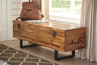 Glasco Storage Bench