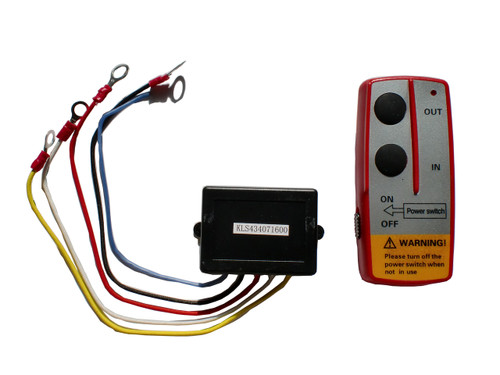 Wireless Winch Controller