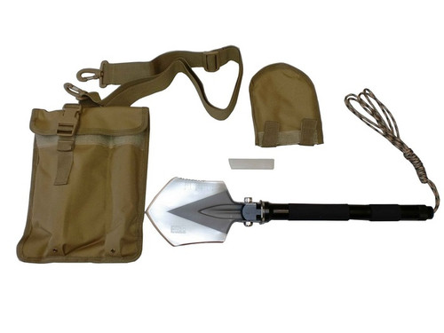 Multifunction Shovel Survival Tool