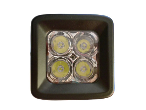 20 Watt LED Light Pair with Harness(Cree)E2,Spot Pattern