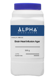 BRAIN HEART INFUSION AGAR (B02-112)