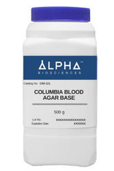 COLUMBIA BLOOD AGAR BASE (C03-111)
