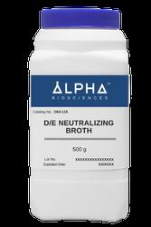D/E Neutralizing Broth (D04-115)
