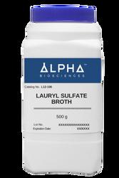 Lauryl Sulfate Broth (L12-106)