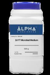 2XYT MICROBIAL MEDIUM (X24-102)