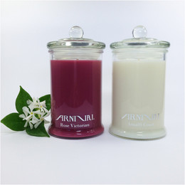 93 scents to choose from - Natural (Cream White) or Coloured