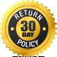 30 Day Return Policy