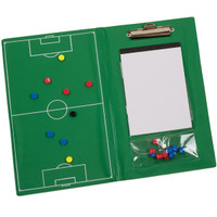 Champion Sports Magnetic Soccer Clipboard