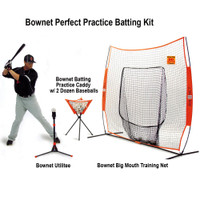 Bownet Perfect Practice Batting Kit