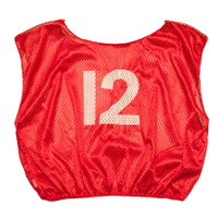 Champion Sports Numbered Scrimmage Vests