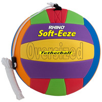 Champion Sports Rhino Soft-Eeze Oversized Tetherball