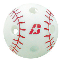 Baden Big Leaguer Plastic Training Baseball - Dozen