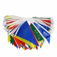 Sprint Backstroke Pennant Flags