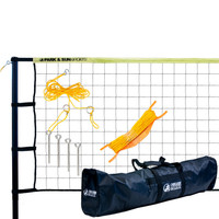 Park & Sun Tournament 179 Outdoor Volleyball Net System