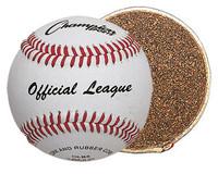 Champion Sports Synthetic Leather Little League Baseballs