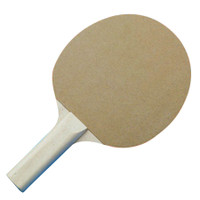 Champion Sports Sand Paper Faced Table Tennis Paddle