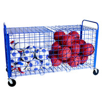 Jaypro Totemaster Plus Locking Equipment Cart