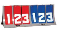 Champion Sports Deluxe Tabletop Scorer