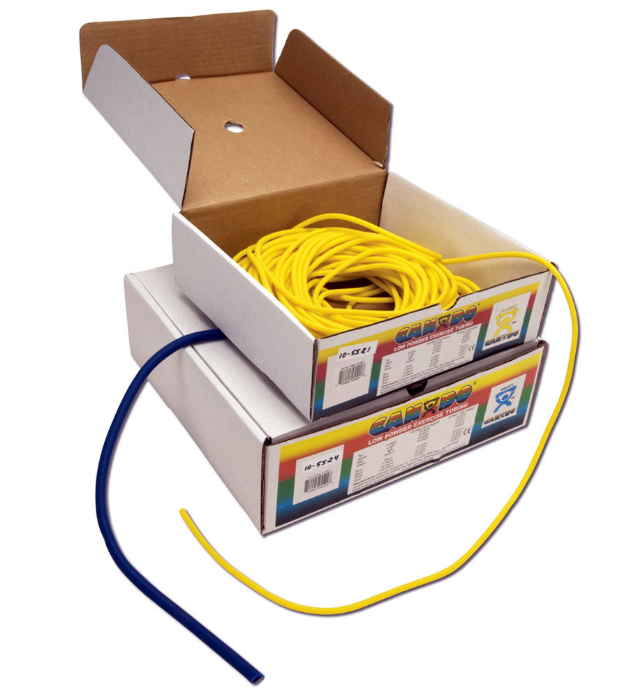 Cando Resistance Tubing 100 Bulk Roll Athletic Stuff