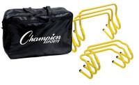 Champion Sports Adjustable Hurdle Kit