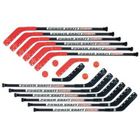 Cosom Power Shaft Floor Hockey Set