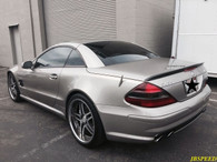 Mercedes Benz AMG CF Carbon Fiber Trunk Spoiler for R230/SL55/SL65