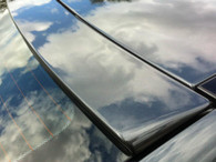 Mercedes Benz Painted Roof Spoiler (ABS Material) For W204/W204 LCI/C63 (Free Express Shipping)
