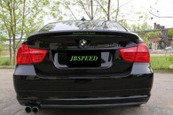 BMW Painted M-Tech Trunk Spoiler For E90/E90 Facelift
