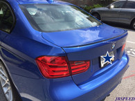 BMW F80 M3 Style Painted Trunk Spoiler for F30 (Free Express Shipping)