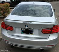 BMW F80 M3 Style Trunk Spoiler for F30