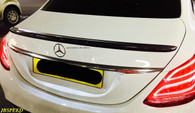 Mercedes Benz AMG Style Carbon Fiber Trunk Spoiler for W205/C63