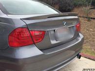 BMW Painted High Kick Performance Trunk Spoiler for E90/E90 LCI (Free Express Shipping)